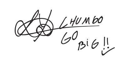 assinatura Lucas Chumbo